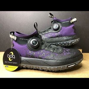 Under Armour Fat Tire 2 BOA Trail Running Purple